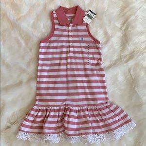 NWT Ralph Lauren Sleeveless Dress